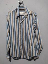 Título do anúncio: Camisa Social Individual Slim Fit Tam. P