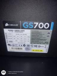 Fonte Corsair GS700 700W 80 Plus