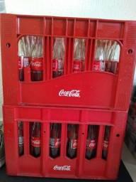 Engradado + Vasilhame Coca Ks [PROMOÇÃO]