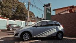 Título do anúncio: Ford fiesta hatch 2014 1.6 rocam hatch 8v flex 4p manual
