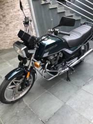 Título do anúncio: Moto Honda Cb 450 Dx ano 1994