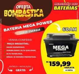 Promoção De Baterias 60ah
