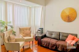Apartamento à venda com 3 dormitórios em Santo antônio, Belo horizonte cod:260593