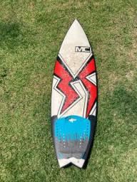 prancha de surf 5'4 fish
