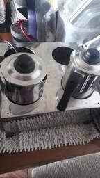 Banho Maria pra café