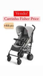 Carrinho Fisher price