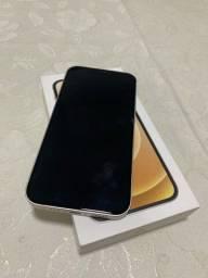 IPHONE 12 - NOVO (Bateria 100%)
