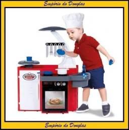 Brinquedo Cozinha Classic 76cm (entrega imediata!!!)