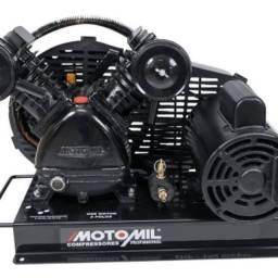 Compressor De Ar Direto 140lbs 3,0cv - Motomil