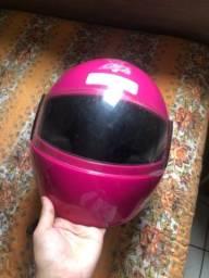 Vendo capacete quase novo