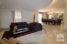 Casa à venda com 5 dormitórios em Mangabeiras, Belo horizonte cod:247945