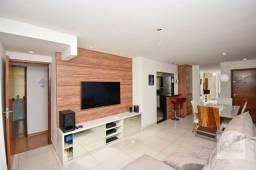 Apartamento à venda com 3 dormitórios em Estoril, Belo horizonte cod:273153