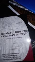 Inventários florestais: planejamento e execução