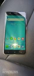 Zenfone 3 Zoom com Bateria de 5000 ma e 64 de Memória.