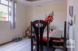 Apartamento à venda com 3 dormitórios em Heliópolis, Belo horizonte cod:279408