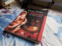 Livro - Treze Noites de Terror - Usado