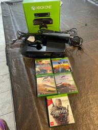 Xbox one 500gb novo