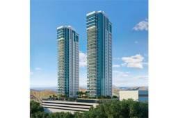 Apartamento à venda com 4 dormitórios em Vila da serra, Nova lima cod:277981