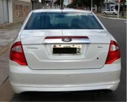 Ford Fusion branco perolisado - Extra - 2011