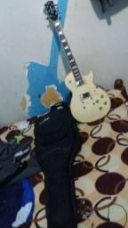 Guitarra Strinberg Branca
