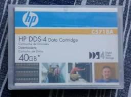 Mini Fita cassete HP para dados