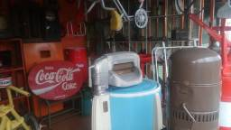 Máquina de lavar roupa antigas