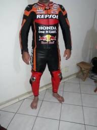 Macacão Repsol