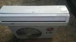 Split marca LG 9000btus com instalação grátis e garatia de 6 meses