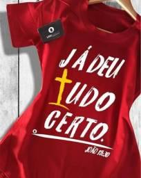 Camiseta Cristã