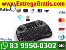 Especial_ Mini Teclado Mouse Touch SmartTv-facilidades