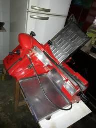 Cortador de frios Filizola 101S vermelho