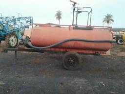 Tanque pipa 3000 litros