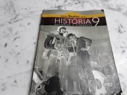 História, sociedade e cidadania 9° ano