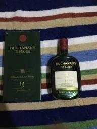 Whiskey Buchanan's Deluxe 12 years