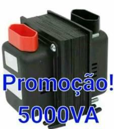 Transformador 5000va (promoção)