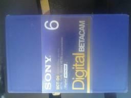 Fita hdcam digital