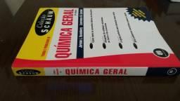 Livro de Química geral, coleção Schaum