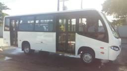 Micro onibus Ibrava VW, 2010, extra, MWM, impecavel, troco - 2010