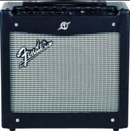 """Amplificador Fender Mustang li V2 40 Wats Falante de 12"""""""