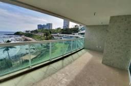 Apartamento com 2 quartos à venda, 108 m² por r$ 740.000 - ondina - salvador/ba