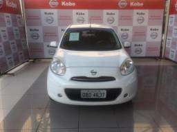 NISSAN MARCH 1.0 S 16V FLEX 4P MANUAL - 2014