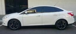 Ford Focus Sedan Titanium Plus - 2015