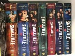 Coleção de DVD SMALLVILLE 1ª a 7ª TEMPORADA
