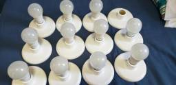 Lâmpadas led usadas