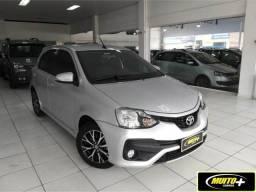 Toyota Etios PLATINUM - 2017