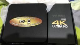 Receptor Tv box 4K