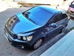 Chevrolet Sonic LTZ automático - 2013