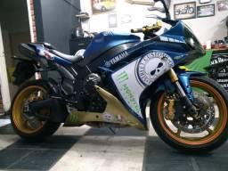 Personalização e Envelopamento de motos esportivas