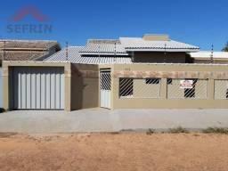 Casa com 2 dormitórios para alugar - Parque Fortaleza - Cacoal/RO