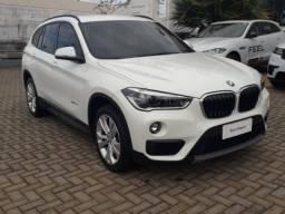 BMW X1 2016/2016 2.0 16V TURBO ACTIVEFLEX SDRIVE20I 4P AUTOMÁTICO - 2016